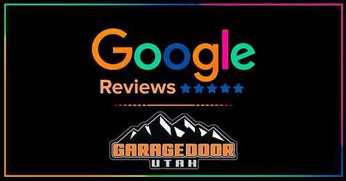 garage door utah google reviews