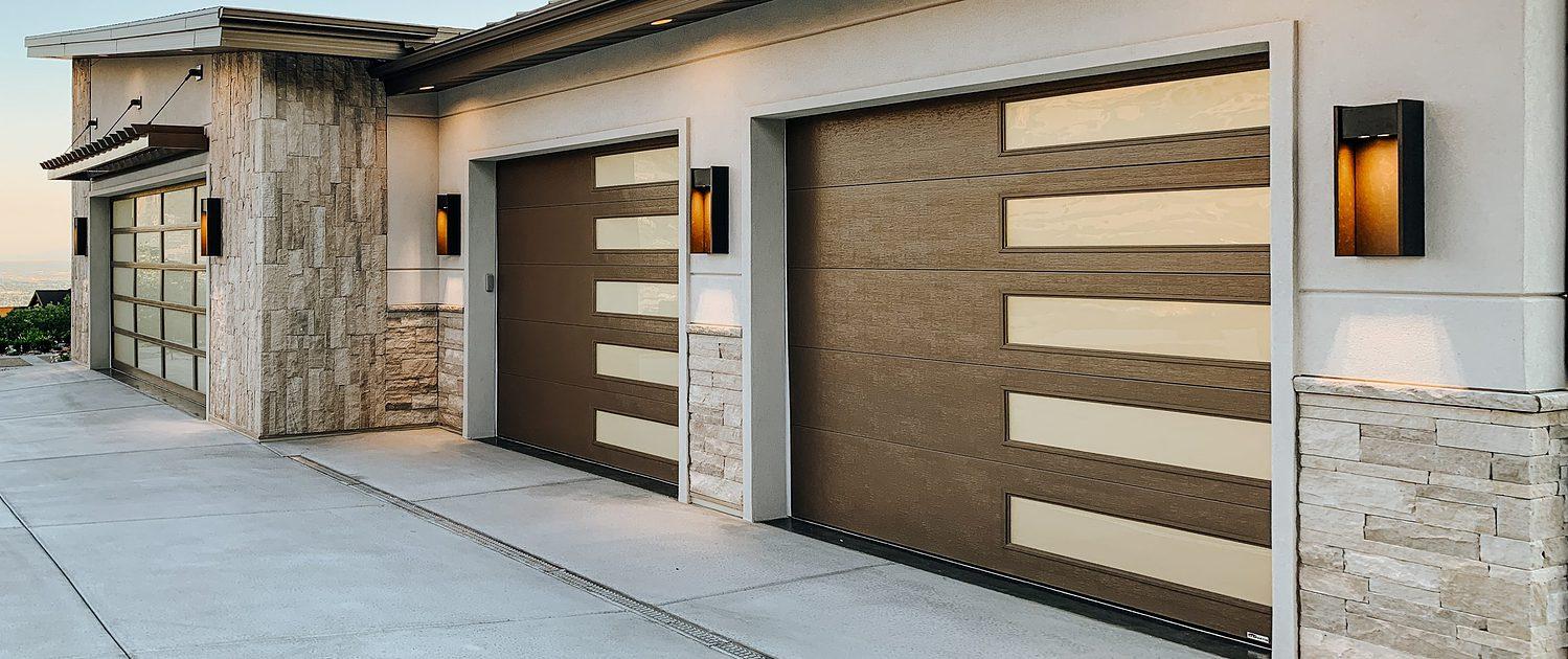 parade home garage doors utah